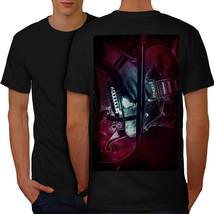 Bass Guitar Artist Music Shirt Music Concert Men T-shirt Back - $12.99+