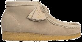 Clarks Originals X OVO Wallabee Boot Men's Maple Tan Suede 26137392 - $450.00