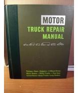 Motor Truck Repair Manual 1981 34th Edition First Printing - $22.49
