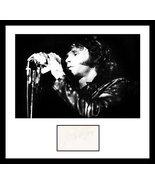 Ultra Rare - The Doors - Jim Morrison - Authentic Hand Signed Autograph - $299.99