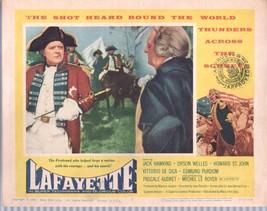 "Lafayette-Jack Hawkins-11""x14""-Color-Lobby Card - $23.91"