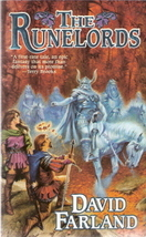 The Runelords by David Farland 0812541626 - $4.00