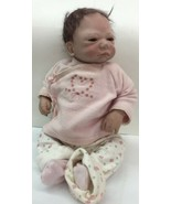 Sheila Michael Reborn Baby Girl Maddie 3 pounds 13 ounces  - $168.29