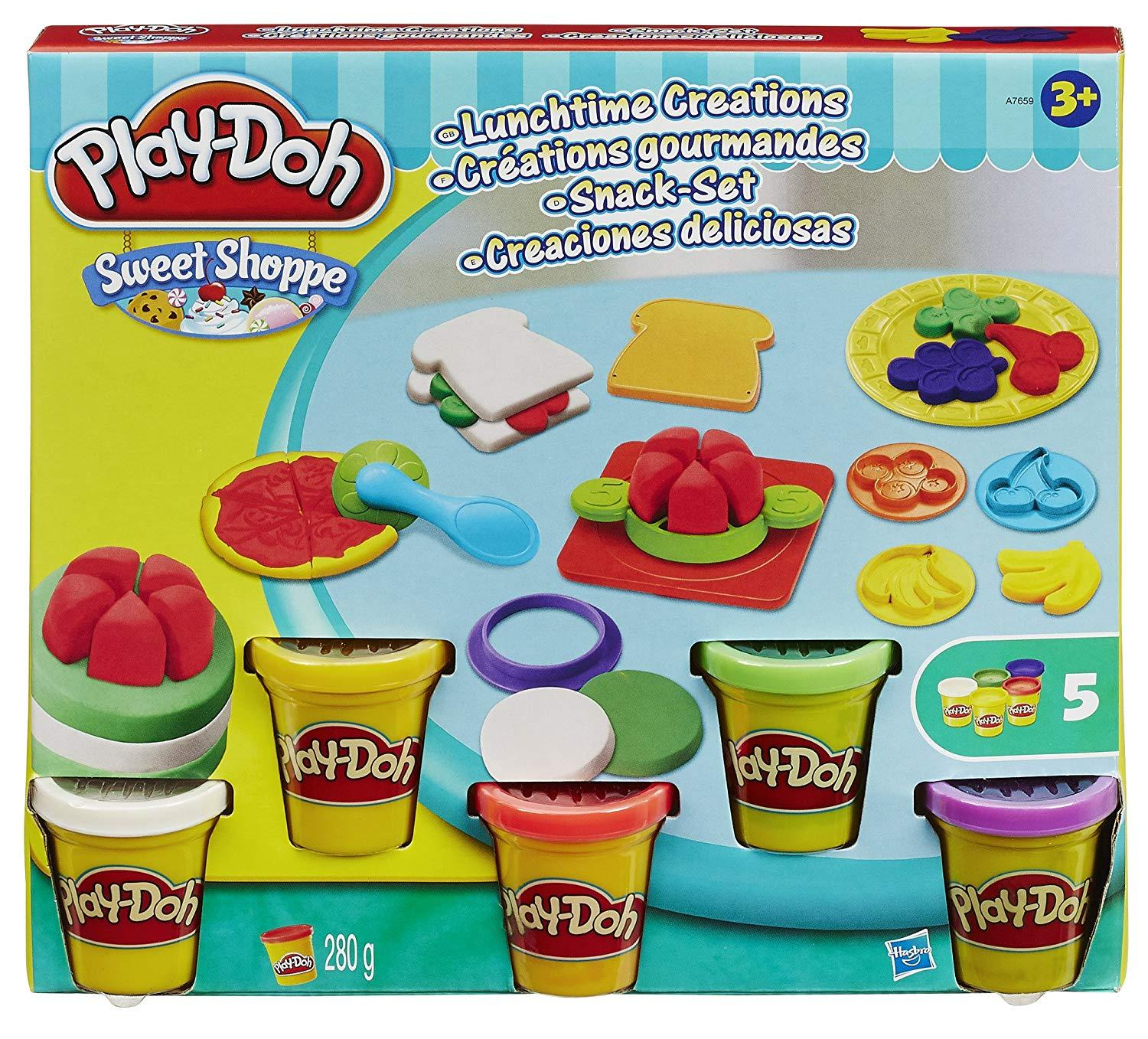 Primary image for Play-Doh Sweet Shoppe Lunchtime Creations Playset 5 Cans