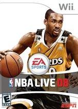 NBA Live 08 - Nintendo Wii [video game] - $17.84