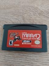 Nintendo Game Boy Advance GBA Dave Mirra: Freestyle BMX 2 image 2