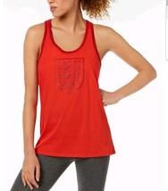 Nike Women's England Tank Top Red - $22.76