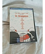 Dr. Strangelove or: How I Learned to Stop Worrying and Love the Bomb (DV... - $7.42