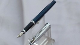 Cross Fountain Pen Medium Nib Century II Blue Lacquer - $98.01
