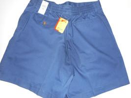 NWOT TOWNCRAFT Classic 34 x 6.5 Flat Comfort Back Elastic Waistband Blue... - $29.99