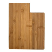 Totally Bamboo State Cutting & Serving Board, Utah, 100% Bamboo Board fo... - £27.39 GBP