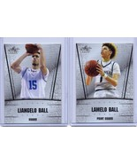 """LAMELO & LIANGELO BALL 2018 LEAF """"1ST EVER PRINTED"""" HIGH SCHOOL ROOKIE C... - $5.87"""