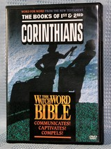 The Watch Word Bible Vol 7 The 1st and 2nd Dorithians DVD - $13.64
