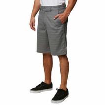 NEW!! Hang Ten Men's Stretch Fabric Walk Shorts Grey image 1
