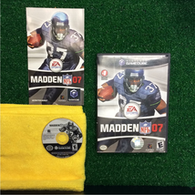 Madden 2007 - Nintendo Gamecube | Disc Plus - $3.00