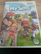 Nintendo Wii MySims image 1