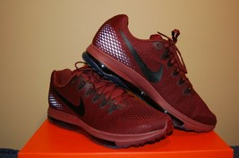 Men's Nike Zoom All Out Low 878670 603 size 7.5-14 Burgundy Training Shoes - $99.99