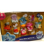 NEW Blues Clues Deluxe Water Squirter Set Bath Toy by Just Play FREE SHIPPING - $29.65