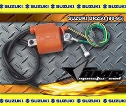 Suzuki DR250 ignition Monster Coil aftermarket part dr 250 90-95 by AMRRACING  - $68.26