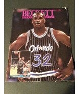 Basketball Beckett Issue #37 1993 - Shaquille O'Neal - $3.75