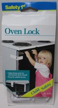 1998 Vintage Safety 1st Oven Lock Heat Resistant, Baby Proofing - $7.59