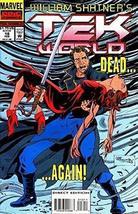 Tek World #18 1994 Marvel Comics VF/NM - $4.89