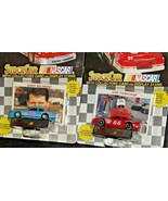 NASCAR Racing Champions Andy Belmont #59 and Cale Yarborough #66 AA20-NC... - $49.95