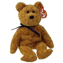 Ty Beanie Baby Fuzz The Bear Mint Condition with Tags Retired - $3.95