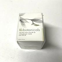 Avon Liiv Botanicals Vital Day Cream with SPF 20 1.7 fl oz (50 mL) NOS - $24.74
