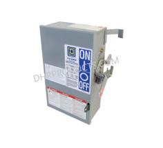 *Nib* Square D PQ4606G 60 Amp 600 Volt 3P4W Fusible Busway Switch Bus Plug - $450.00