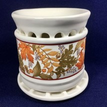 Vintage Avon Natural Home Fragrancer Potpourri or Wax Burner/Warmer w Candle NEW - $18.66