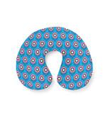 Captain America Logo Avengers Superhero Inspired Travel Neck Pillow - $29.31 CAD+