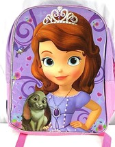 Disney Sofia The First Purple/Pink Backpack - $24.99