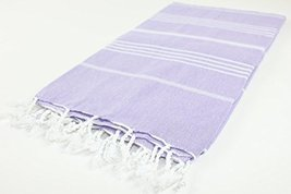 Turkish Towel Fouta Peshtemal Striped Beach Bath Spa Yoga Hammam Gym Pool Towel  - $27.50