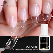 Saviland® Nail Glue Adhesive Transparent Glue For Professional False Nai... - $3.65