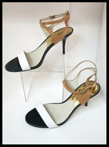 Micheal Kors Strappy Leather White Sandals Size 7M - $55.17