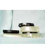 Pentax 49mm Close Up Polarizer, Yellows Cased Filters - Nice Set -Actual... - $20.00