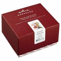 Hallmark Keepsake Woody Bo Peep Precious Moments Limited Ornament New wi... - $52.86