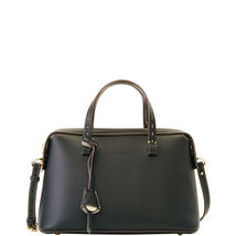 Dooney & Bourke Alto Nora Black Italian Leather... - $779.99