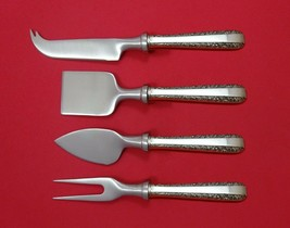 Candlelight by Towle Sterling Silver Cheese Serving Set 4 Piece HHWS  Custom - $289.00