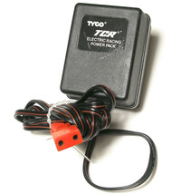 1pc 1991 TYCO TCR Slot less Track 20V 14VA! A/C output HO Car Transformer Unused - $17.81