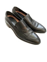 Cole Haan Grand OS Mens Black Leather Loafers Slip On Dress Shoes 11 - $29.65