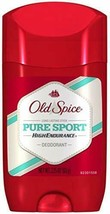 Old Spice Old Spice High Endurance Deodorant Solid Pure Sport 2.25 Oz - $5.24