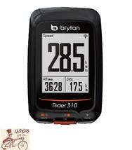 BRYTON RIDER 310E GPS BLACK WIRELESS 70 FUNCTIONS ANT+/BLUETOOTH COMPUTER - $98.95