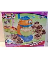 New Yummy Nummies Mini Kitchen Magic Playset marshmallow treats maker - $18.50