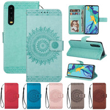 For Samsung Galaxy A30 A50 A20 A70 A10 Magnetic Leather Flip Wallet Case Cover - $60.45