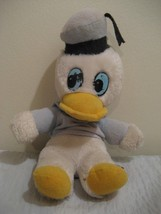 """VINTAGE DONALD DUCK 10"""" from walt disney products filled w/ ground nutsh... - $11.98"""