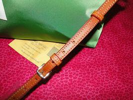 Dooney & Bourke Nylon Green Satchel Handbag NWT image 5