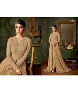Anarkali Bollywood Shalwar Kameez Designer Ethnic Women Party Wedding Su... - $68.99