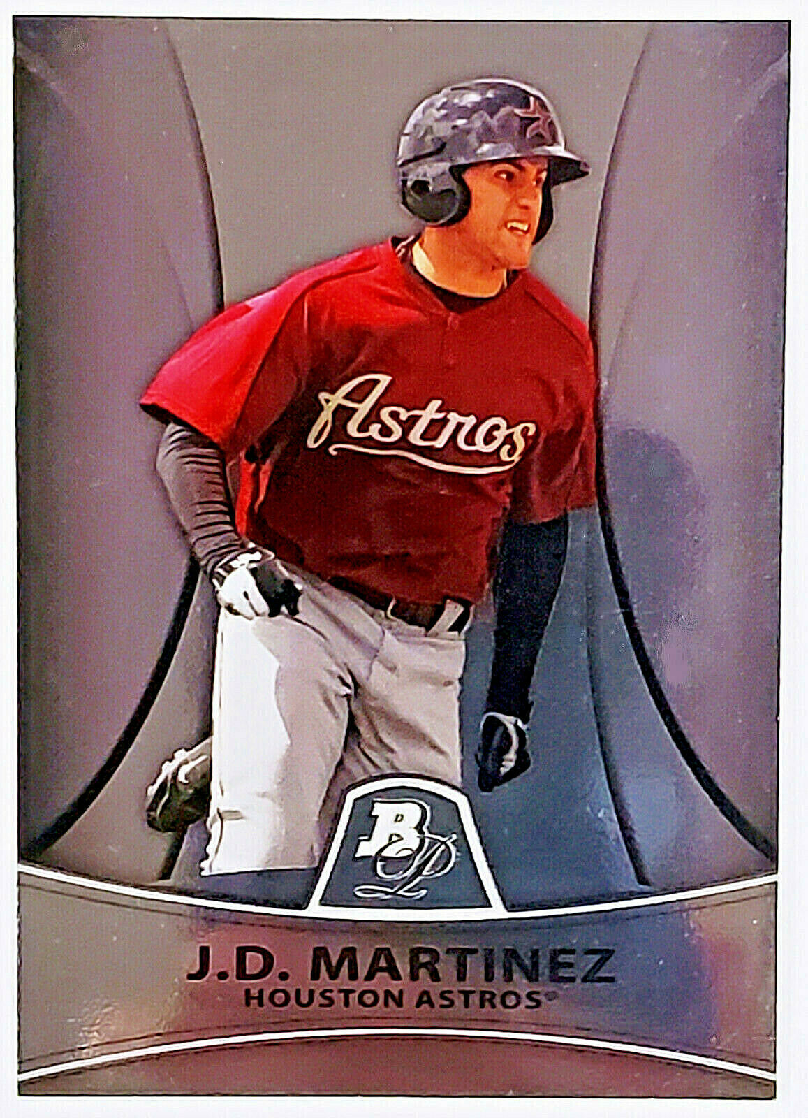 Primary image for HOT! J.D. MARTINEZ ROOKIE 2010 BOWMAN PLATINUM PROSPECTS #PP23 ASTROS, RED SOX